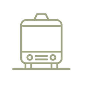 Illustration för kollektivtrafik