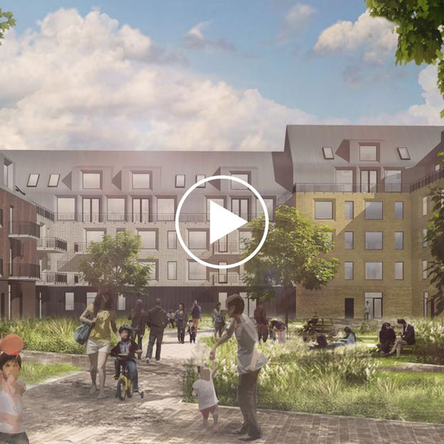 Se informationsfilm om detaljplaneförslag för Lötängen